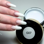G07 Builder Gel 15ml / Milky Clear *