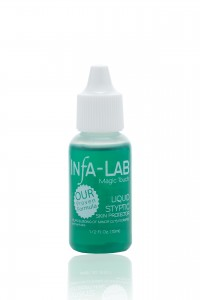 Infa-Lab Liquid Styptic Skin Protector