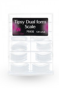 Tips Dual Form Scale Maxi 120pcs