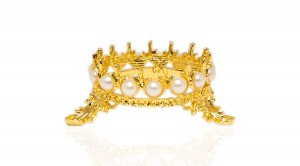 Crown Holder - Gold