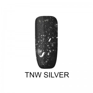 Top No Wipe Silver 8ml