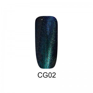 CG02 Galaxy Cat Eye